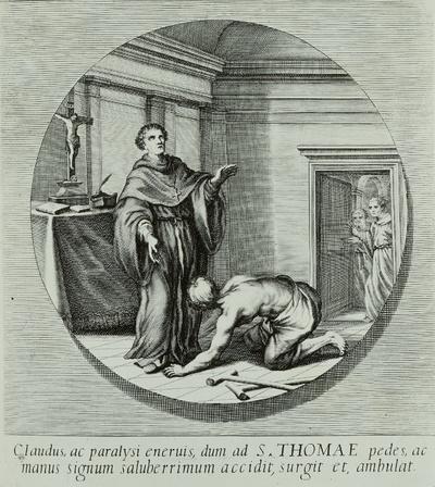 2. Wunder des Heiligen Thomas