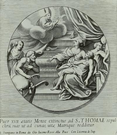 3. Wunder des Heiligen Thomas