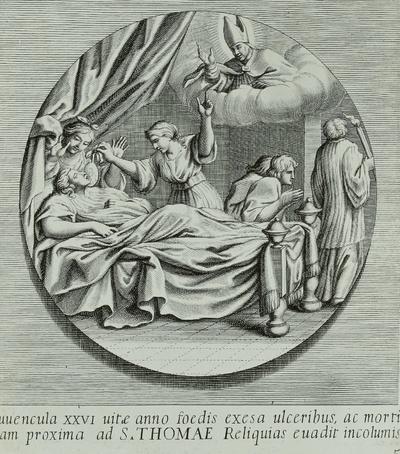 5. Wunder des Heiligen Thomas