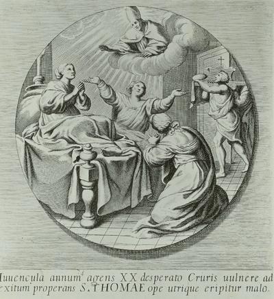 6. Wunder des Heiligen Thomas
