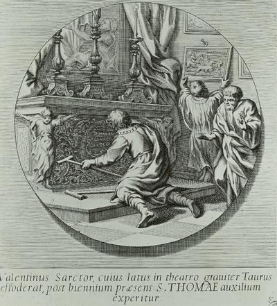 8. Wunder des Heiligen Thomas