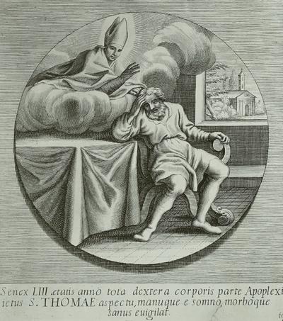 10. Wunder des Heiligen Thomas