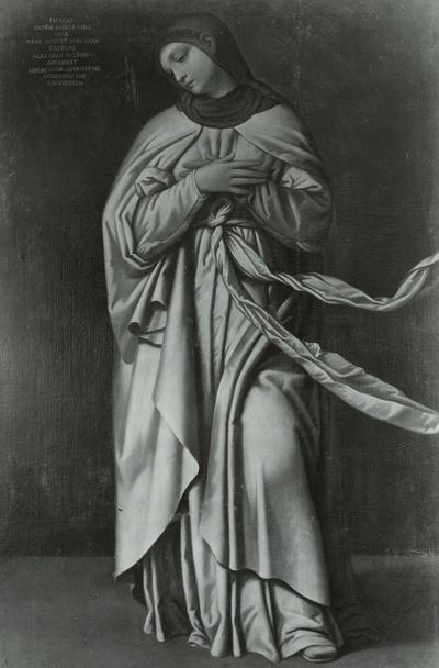 Wundererscheinung der Madonna