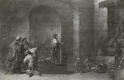 Das Gebet König Salomons