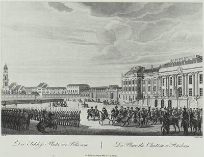 Der Schloss-Platz zu Potsdam