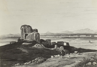 Campagna - Landschaft