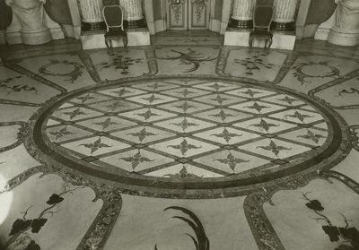Schloß Sanssouci; Marmorsaal
