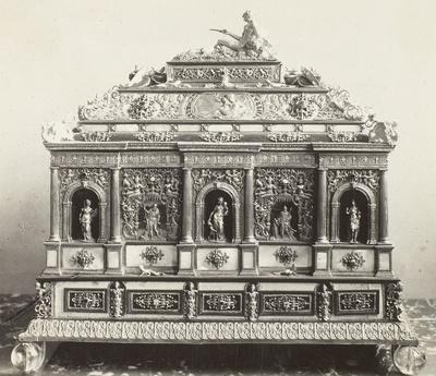 Großer Schmuckkasten der Kurfürstin Sophie