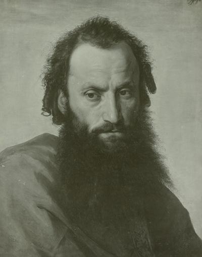 Brustbild eines Juden