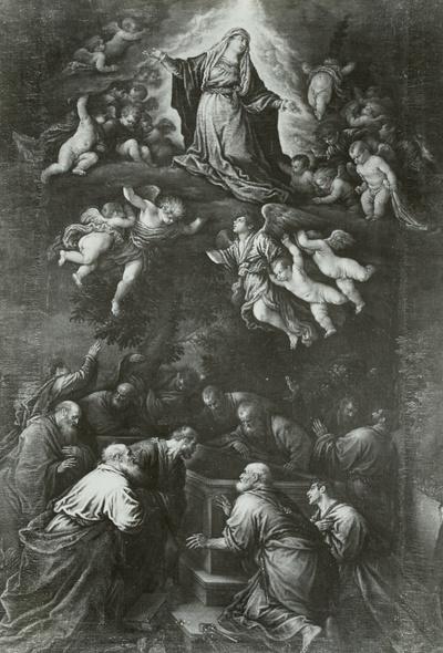 Die Himmelfahrt Marias