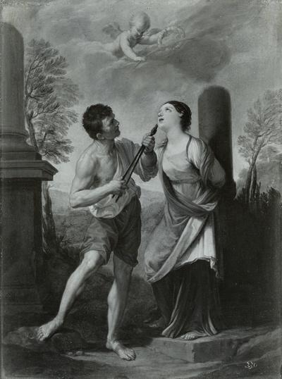 Das Martyrim der heiligen Apollonia