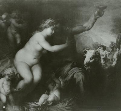 Bachus und Ceres