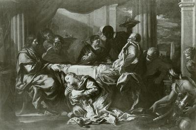 Das Gastmahl beim Pharisäer Simon