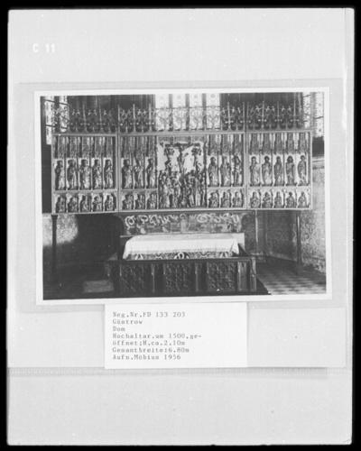Altarschrein