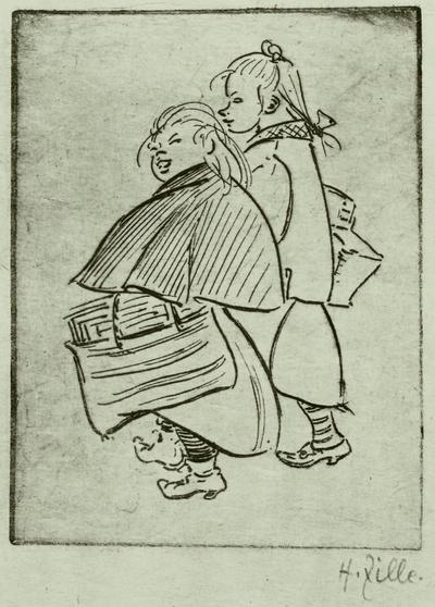 Zwei Berliner Kinder
