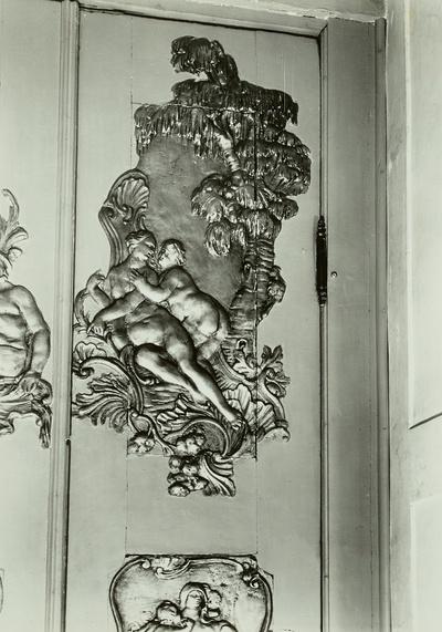 Szene aus den Metamorphosen des Ovid