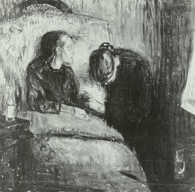 Das kranke Mädchen