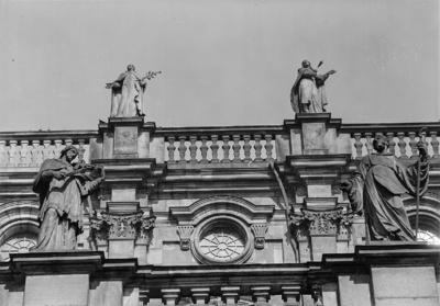 Heilige Theresia und Heiliger Stanislaus Kostka