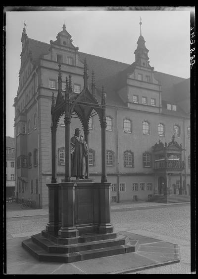 Denkmal Philipp Melanchthons