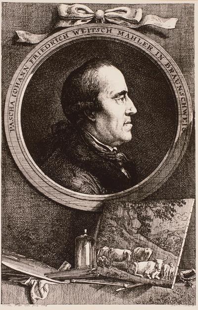 Johann Friedrich Weitsch