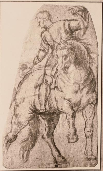 Reiter zu Pferde