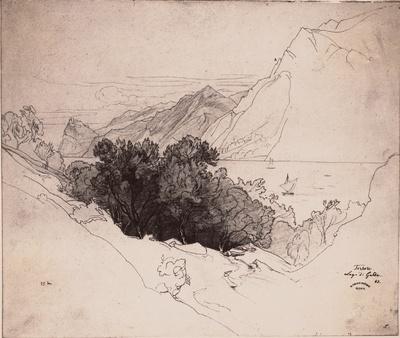 Torbole am Gardasee (Oberitalien)