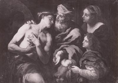 Image from object titled Rückkehr des verlorenen Sohnes