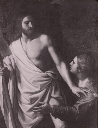 Image from object titled Noli me tangere
