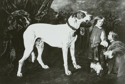 Hund, Zwerg und Knabe