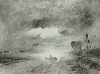 Fahrt über die Puszta