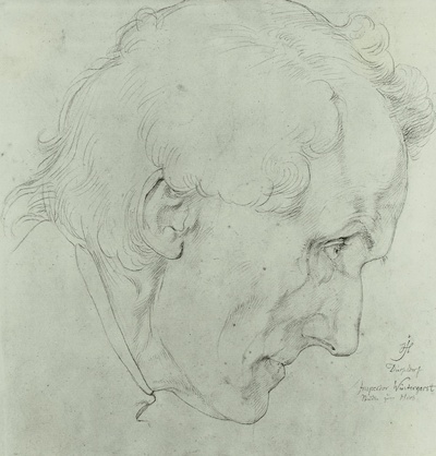 Bildnis Wintergerst