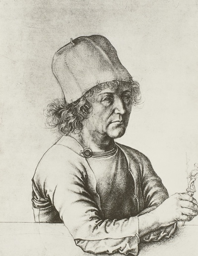 Image from object titled Albrecht Dürer