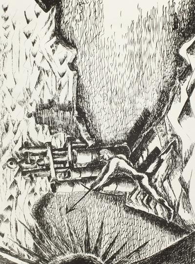 Illustration zu Euripides: Die Arbeiten des Herakles