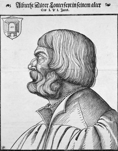 Image from object titled Albrecht Dürer