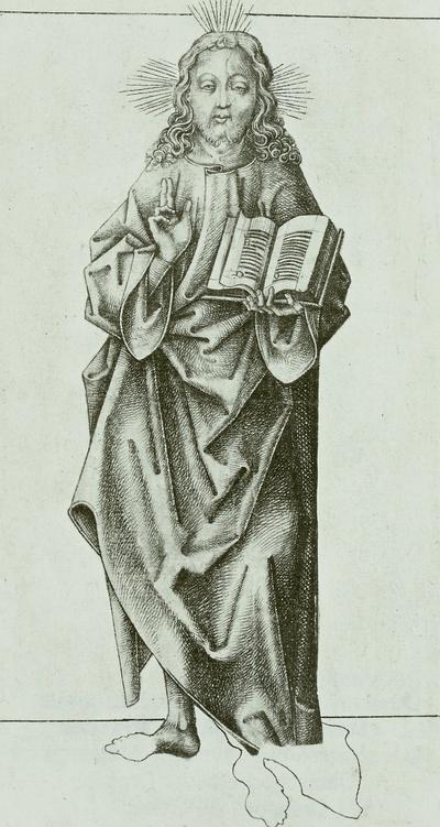 Der segnende Christus