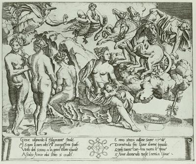 Mythologische Szene