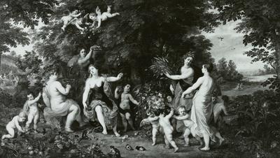 Bacchus und Ceres