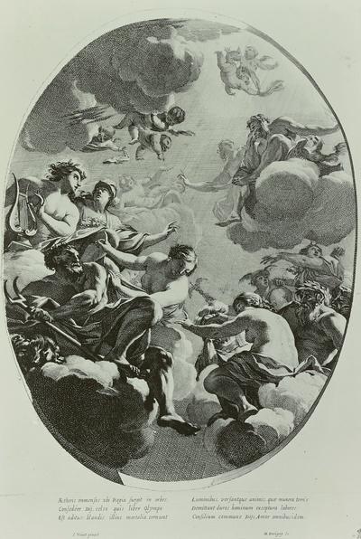 Der Götterhimmel