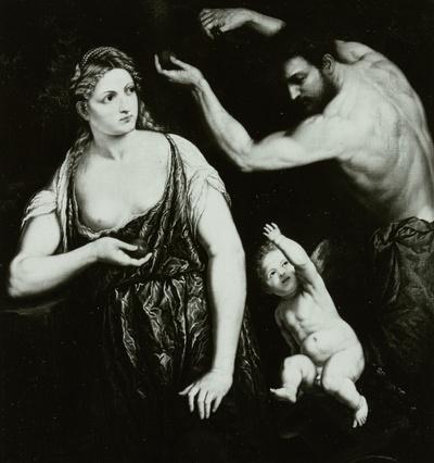 Venus, Mars und Amor