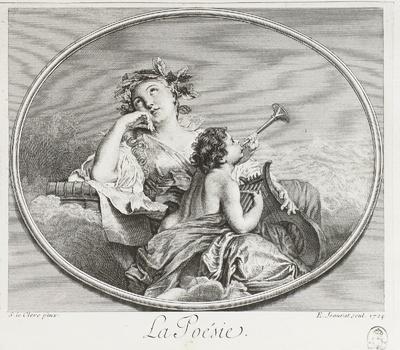 La Poésie (Die Dichtkunst)