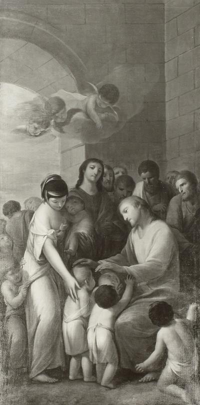 Christus mit den Kindern