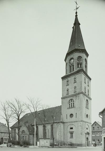 Evangelische Stadtkirche Sankt Nikolai