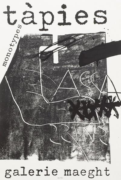Assa, Plakat der Galerie Maeght