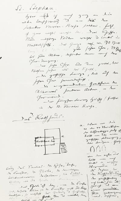 Grete Minde, Notizen zu Sankt Stephen und dem Rathaus in Tangermünde