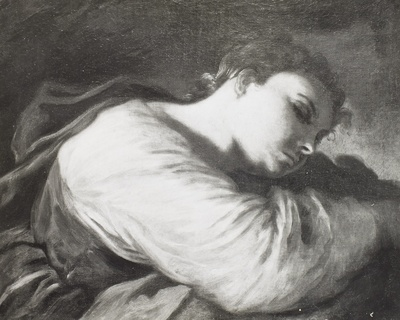 Image from object titled Büßende Magdalena