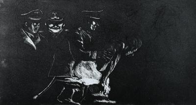 Ein Totentanz, Bl. 16: Affäre Fritsch (Februar 1938)