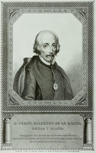 Pedro Calderón de la Baroa