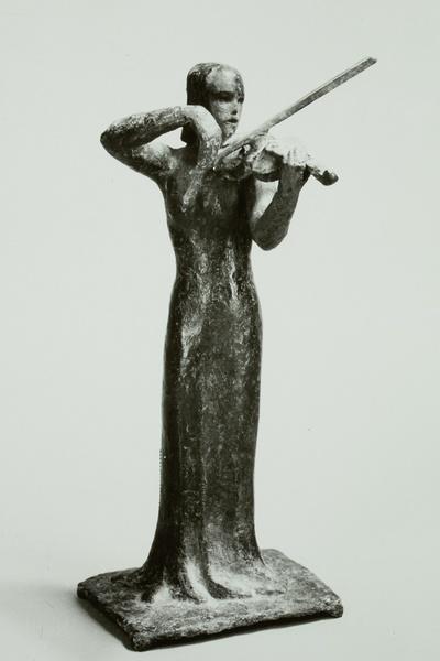 Violinspielerin