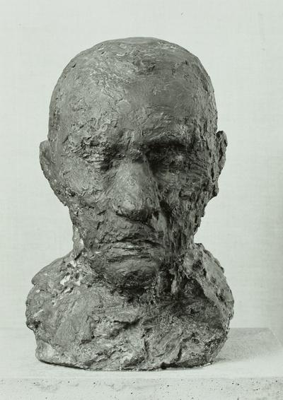 Porträt Fritz Cremer (1. Fassung)