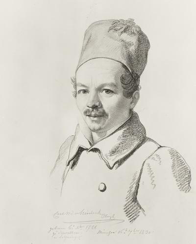 Heideck, Carl Wilhelm von (Heidecker)